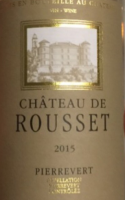 Château de Rousset