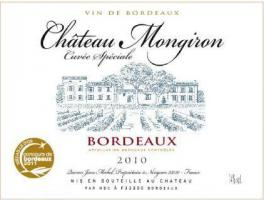 Château Mongiron