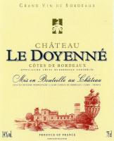 Château Le Doyenné