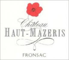 Château Haut Mazeris