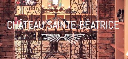 Château Sainte Béatrice