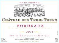 Vignobles Lumeau - Château des Trois Tours