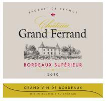 Château Grand Ferrand