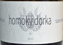 Domaine DORKA HOMOKY