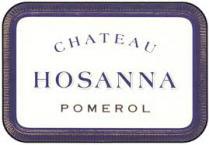 Château Hosanna