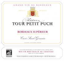 Château Tour Petit Puch
