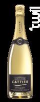 Brut Quartz - Champagne Cattier - Non millésimé - Effervescent
