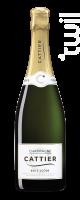 Brut Icône - Champagne Cattier - Non millésimé - Effervescent