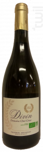 Divin Chardonnay - Domaine Chai César - 2016 - Blanc