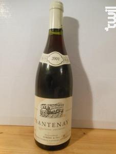 Santenay - Domaine Sorine et Fils - 2001 - Rouge