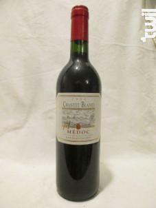 Château Blanet - Chantet Blanet - 2004 - Rouge