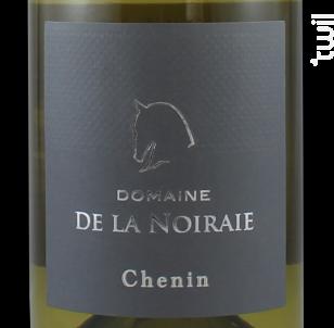 Sérénade  100 % Chenin - Domaine de La Noiraie - 2018 - Blanc