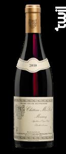 Mercurey Château Mi-Pont - Maison L. Tramier et Fils - 2018 - Rouge
