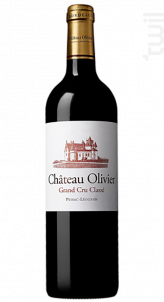 Château Olivier - Château Olivier - 2020 - Rouge