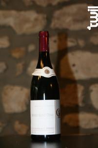 Morey Saint Denis - Domaine Guy Berrange - 2004 - Rouge