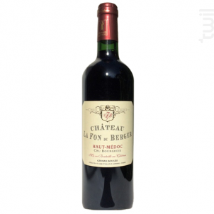 Château La Fon du Berger - Château La Fon du Berger - 2007 - Rouge