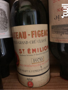 Château Figeac - Château Figeac - 1974 - Rouge