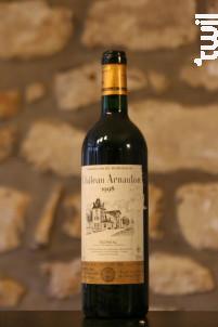 Château Arnauton - Château Arnauton - 1998 - Rouge