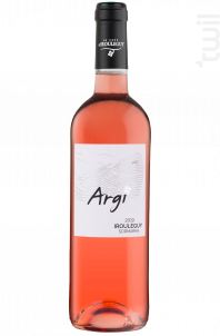 Argi - Cave d'Irouleguy - 2019 - Rosé