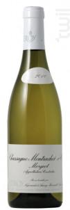 Chassagne Montrachet 1er Cru Morgeot - Domaine Leroy - 2012 - Blanc