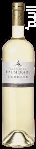L'origine blanc - Château de l'Aumerade - 2018 - Blanc