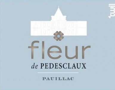 Fleur de Pédesclaux - Château Pédesclaux - 2014 - Rouge