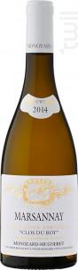 Marsannay Clos du Roy - Domaine Mongeard-Mugneret - 2011 - Blanc