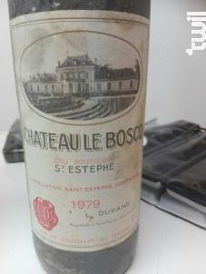 Château le Boscq - Vignobles Dourthe- Château le Boscq - 1992 - Rouge