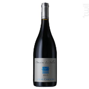 Les 4 Chemins - Domaine Le Sollier - 2016 - Rouge
