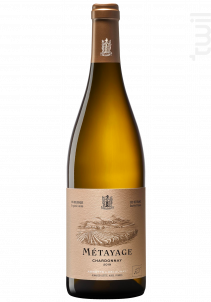 Métayage - Chardonnay - Abbotts & Delaunay - 2019 - Blanc