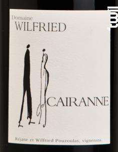 Cairanne - Domaine Wilfried - 2015 - Rouge