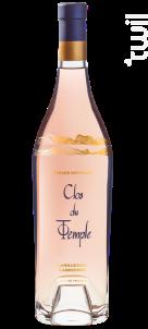 Clos du Temple - Maison Gérard Bertrand - 2020 - Rosé