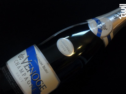 Bleu Blanc De Blancs - Champagne de Venoge - 2006 - Effervescent