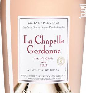 La Chapelle Gordonne - Chateau La Gordonne - 2017 - Rosé