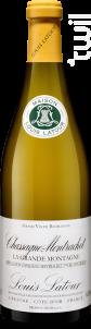 Chassagne-Montrachet 1er Cru La Grande Montagne - Maison Louis Latour - 2014 - Blanc