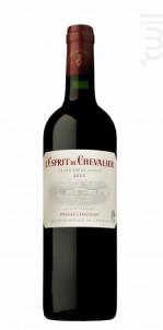 L'Esprit de Chevalier - Domaine de Chevalier - 2016 - Rouge