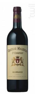 Château Malescot St-Exupéry - Château Malescot St-Exupéry - 2016 - Rouge