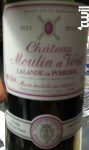 Château Moulin à Vent - Château Moulin à Vent - 1993 - Rouge