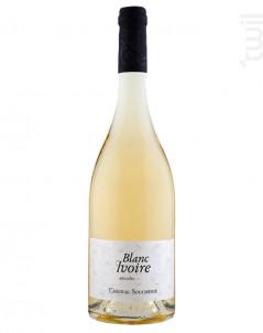 Blanc Ivoire - Château Soucherie - 2017 - Blanc