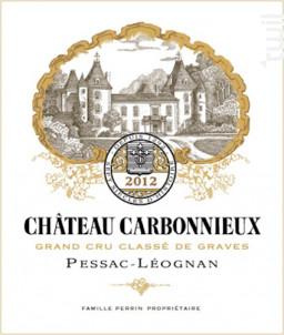 Château Carbonnieux - Château Carbonnieux - 2012 - Blanc