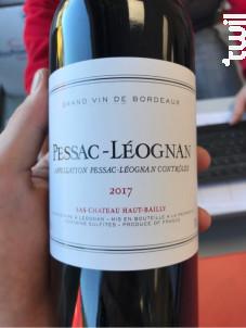 Pessac-Léognan - Château Haut-Bailly - 2017 - Rouge