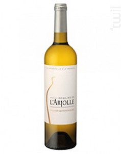 Equilibre Viognier- Sauvignon Blanc - Domaine de l'Arjolle - 2018 - Blanc