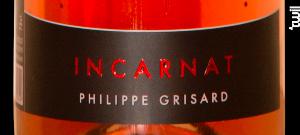 Incarnat - Maison Philippe Grisard - 2019 - Effervescent