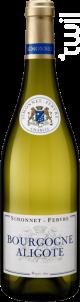 Bourgogne Aligoté - Simonnet Febvre - 2015 - Blanc