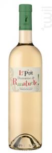 Le P'tit Ramatuelle - Domaine de Ramatuelle - 2018 - Rosé