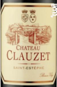 Château Clauzet - Château Clauzet - 2014 - Rouge