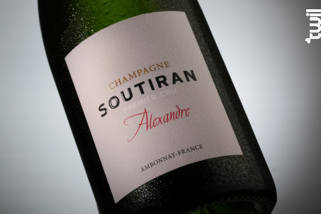 Cuvée Alexandre - Champagne A. Soutiran - Non millésimé - Effervescent