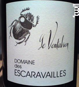 Cuvée Le Ventabren - Cairanne - Domaine des Escaravailles - 2015 - Rouge