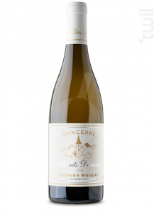 Monts Dammes - Gerard Boulay - 2017 - Blanc