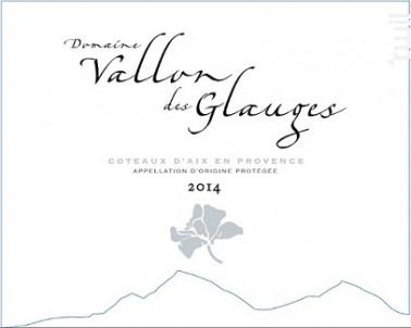 Domaine Vallon Des Glauges - Domaine Vallon Des Glauges - 2017 - Blanc